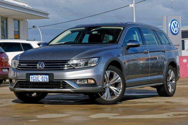 Used Volkswagen Passat 3C (B8) MY18 140TDI DSG 4MOTION Alltrack, 2018 Volkswagen Passat 3C (B8) MY18 140TDI DSG 4MOTION Alltrack Billet Silver 6 Speed