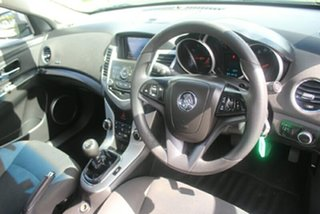 2015 Holden Cruze JH Series II MY15 Equipe Grey 5 Speed Manual Sedan.