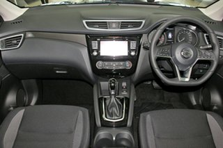 2019 Nissan Qashqai J11 Series 2 ST+ X-tronic Vivid Blue 1 Speed Constant Variable Wagon