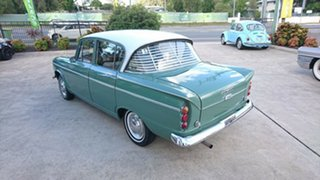 1964 Humber Vogue Green & White 3 Speed Automatic Sedan.