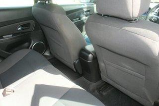 2015 Holden Cruze JH Series II MY15 Equipe Grey 5 Speed Manual Sedan