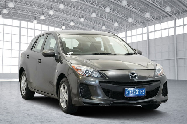 Used Mazda 3 BL10F2 Neo Activematic, 2012 Mazda 3 BL10F2 Neo Activematic Grey 5 Speed Sports Automatic Hatchback