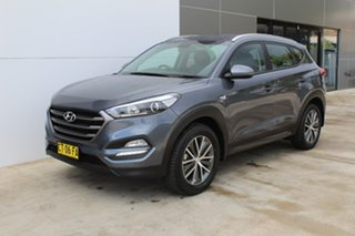 2015 Hyundai Tucson TL Active X 2WD Black 6 Speed Sports Automatic Wagon.
