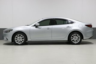 2017 Mazda 6 6C MY17 (gl) Touring Silver 6 Speed Automatic Sedan
