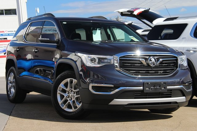 New Holden Acadia AC MY19 LT 2WD, 2019 Holden Acadia AC MY19 LT 2WD Blue Steel 9 Speed Sports Automatic Wagon
