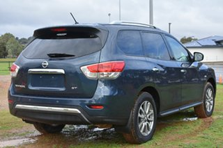 2015 Nissan Pathfinder R52 MY15 ST X-tronic 2WD Blue 1 Speed Constant Variable Wagon.