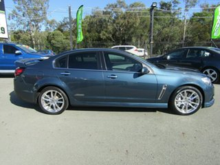 2013 Holden Commodore VF SS-V Redline Grey 6 Speed Manual Sedan