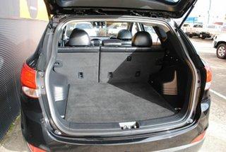 2010 Hyundai ix35 LM Highlander AWD Black 6 Speed Sports Automatic Wagon