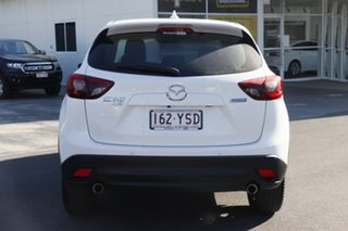 2015 Mazda CX-5 KE1022 Akera SKYACTIV-Drive AWD White 6 Speed Sports Automatic Wagon