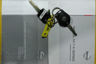 2012 Nissan Almera N17 ST Grey 4 Speed Automatic Sedan