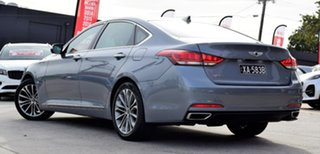 2015 Hyundai Genesis DH Sensory Pack Polished Metal 8 Speed Sports Automatic Sedan