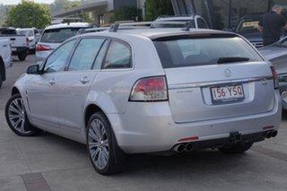 2013 Holden Calais VF MY14 V Sportwagon Silver 6 Speed Sports Automatic Wagon.