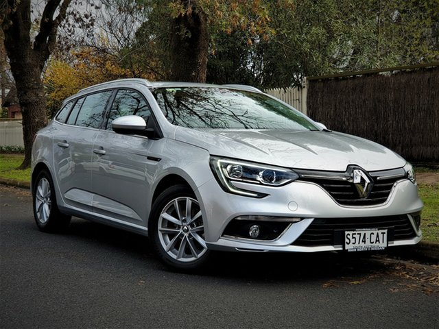 Used Renault Megane KFB Zen EDC, 2017 Renault Megane KFB Zen EDC Grey 7 Speed Sports Automatic Dual Clutch Wagon
