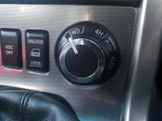 2011 Nissan Navara D40 MY11 ST-X Blue 6 Speed Manual Utility