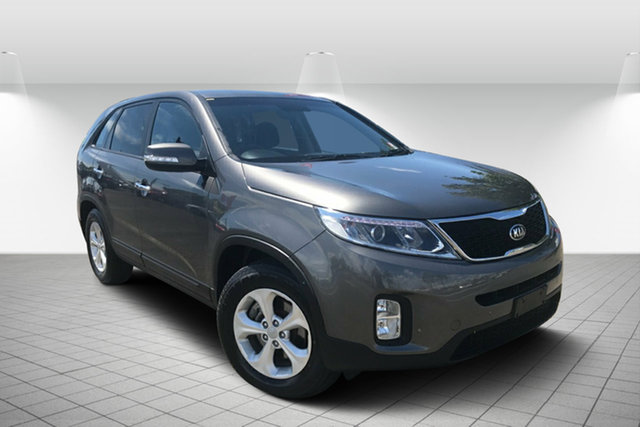 Used Kia Sorento XM MY12 SI, 2012 Kia Sorento XM MY12 SI Grey 6 Speed Sports Automatic Wagon