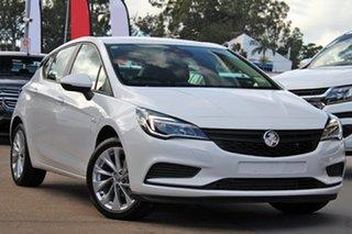 2019 Holden Astra BK MY19 R+ Summit White 6 Speed Sports Automatic Hatchback.