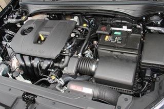 2018 Kia Cerato BD MY19 S Aurora Black Pearl 6 Speed Sports Automatic Hatchback