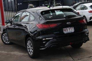 2018 Kia Cerato BD MY19 S Aurora Black Pearl 6 Speed Sports Automatic Hatchback.
