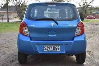 2015 Suzuki Celerio LF Blue 5 Speed Manual Hatchback
