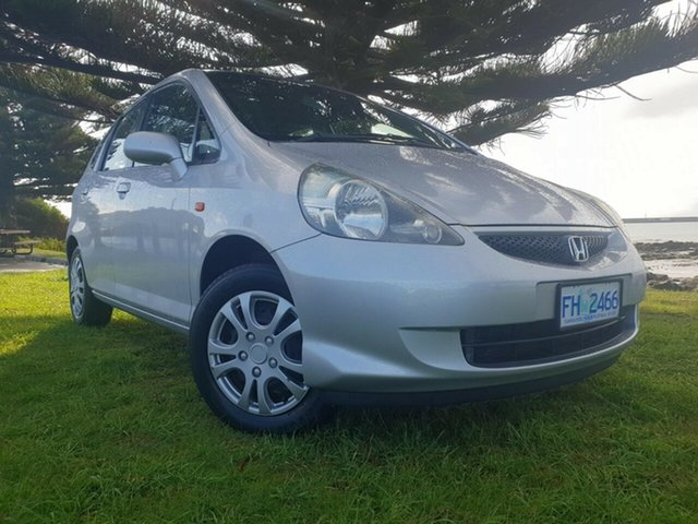 Used Honda Jazz GD MY05 GLi, 2005 Honda Jazz GD MY05 GLi Silver 5 Speed Manual Hatchback