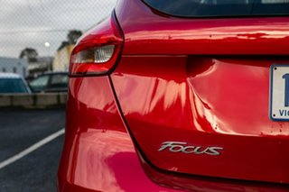 2017 Ford Focus LZ Sport Red 6 Speed Automatic Hatchback