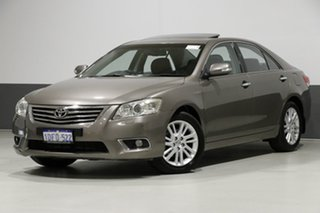 2009 Toyota Aurion GSV40R 09 Upgrade Presara Brown 6 Speed Auto Sequential Sedan.