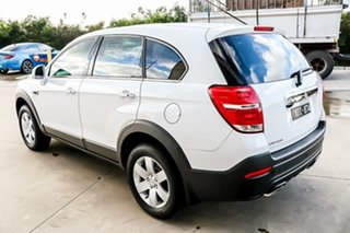 2016 Holden Captiva CG MY16 LS 2WD Summit White 6 Speed Sports Automatic Wagon.