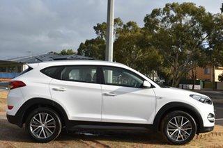 2015 Hyundai Tucson TL Active X 2WD Pure White 6 Speed Manual Wagon.
