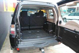 2012 Mitsubishi Pajero NW MY12 Activ Ink 5 Speed Sports Automatic Wagon