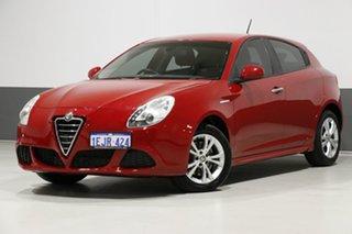2013 Alfa Romeo Giulietta Progression 1.4 Red 6 Speed Manual Hatchback.