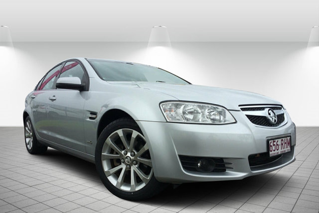 Used Holden Commodore VE MY10 International, 2010 Holden Commodore VE MY10 International Silver 6 Speed Sports Automatic Sedan