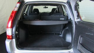 2005 Honda CR-V RD MY2005 Sport 4WD Silver 5 Speed Manual Wagon