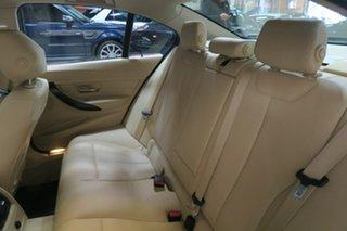 2012 BMW 3 Series F30 MY0812 328i Blue 8 Speed Sports Automatic Sedan