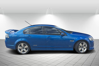 2010 Holden Commodore VE II SS V Blue 6 Speed Sports Automatic Sedan.