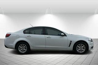 2015 Holden Commodore VF II MY16 Evoke White 6 Speed Sports Automatic Sedan.