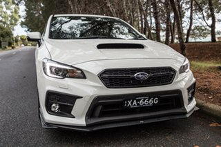 2018 Subaru WRX V1 MY19 Premium Lineartronic AWD Crystal White Pearl 8 Speed Constant Variable Sedan.