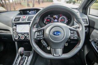 2018 Subaru WRX V1 MY19 Premium Lineartronic AWD Crystal White Pearl 8 Speed Constant Variable Sedan