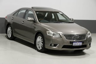 2009 Toyota Aurion GSV40R 09 Upgrade Presara Brown 6 Speed Auto Sequential Sedan