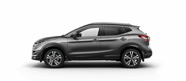 Demo Nissan Qashqai J11 Series 2 ST-L X-tronic, 2019 Nissan Qashqai J11 Series 2 ST-L X-tronic Gun Metallic 1 Speed Constant Variable Wagon