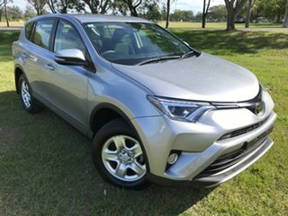 2017 Toyota RAV4 ASA44R GX AWD Silver Sky 6 Speed Sports Automatic Wagon.
