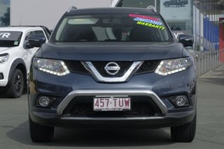 2014 Nissan X-Trail T32 ST-L X-tronic 4WD Blue 7 Speed Constant Variable Wagon