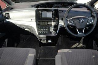 2018 Toyota Tarago ACR50R GLX Crystal Pearl 7 Speed Constant Variable Wagon