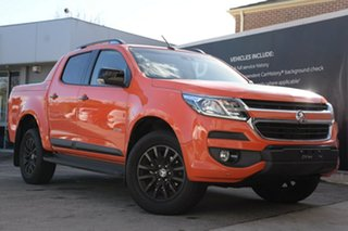 2018 Holden Colorado RG MY19 Z71 Pickup Crew Cab 6 Speed Sports Automatic Utility.