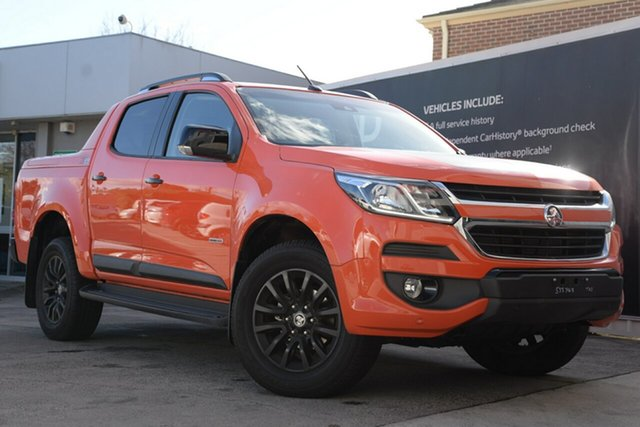 Used Holden Colorado RG MY19 Z71 Pickup Crew Cab, 2018 Holden Colorado RG MY19 Z71 Pickup Crew Cab 6 Speed Sports Automatic Utility