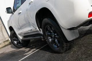 2015 Toyota Landcruiser Prado KDJ150R MY14 Altitude White 5 Speed Sports Automatic Wagon