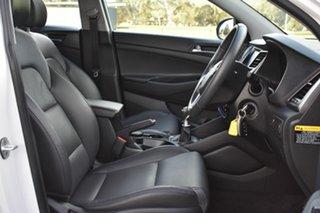 2015 Hyundai Tucson TL Active X 2WD Pure White 6 Speed Manual Wagon