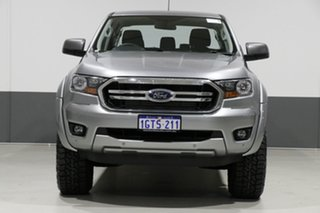 2019 Ford Ranger PX MkIII MY19 XLS 3.2 (4x4) Silver 6 Speed Automatic Double Cab Pickup.