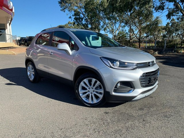 New Holden Trax TJ MY19 LT, 2019 Holden Trax TJ MY19 LT Nitrate 6 Speed Automatic Wagon