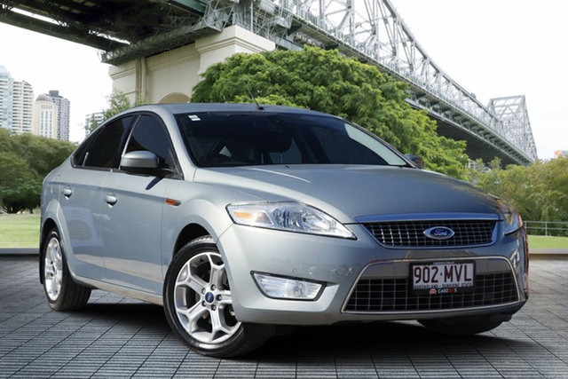 Used Ford Mondeo MA Zetec, 2009 Ford Mondeo MA Zetec Grey 6 Speed Sports Automatic Hatchback