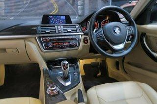 2012 BMW 3 Series F30 MY0812 328i Blue 8 Speed Sports Automatic Sedan.